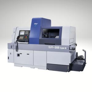 CNC Svarv_automatsvarv SR38 fran Star